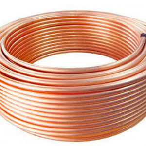 Level Wound Copper Tube