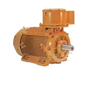 Motors For The Mining Industry