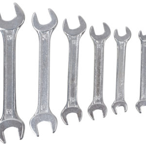 Open Ended Spanners